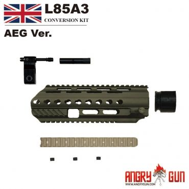 Angry Gun L85A3 Conversion Kit for ICS AEG Version ( DE )