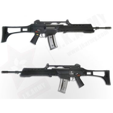 WE G39E Gas Blow Back Rifle (GBB)