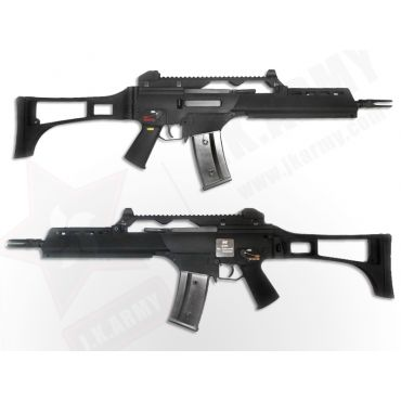 WE G39K Gas Blow Back Rifle (GBB)