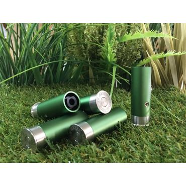 Show Guns 20mm Gas Shotgun Shell for KPS TT33 Shot Launcher / PPS 870 (5pcs) (Green)