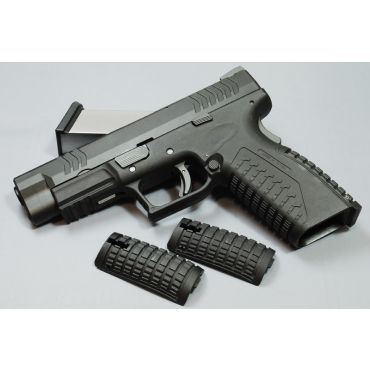 WE XDM GBB Pistol ( Black )