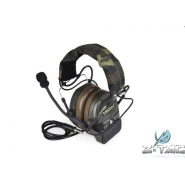 Z-Tactical ZCOMTAC I Noise Reduction Headset
