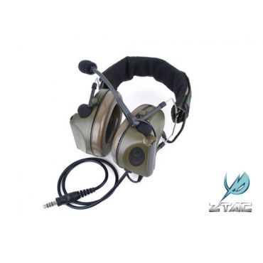 Z-Tactical zCOMTAC II Noise Reduction Headset ( OD ) ( zComtac 2 )