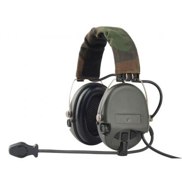 Z-Tactical Sordin Noise Reduction Headset